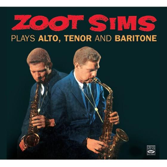Zoot Sims Plays Alto